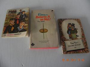 Cub Scout Handbook/Tiny Tim/Believe it or Not