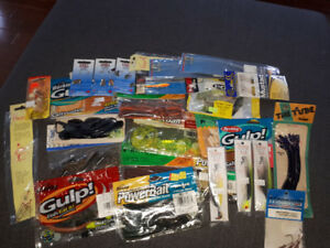 Fishing lure lot for sale - all new