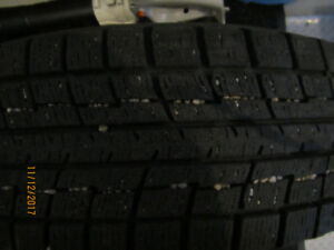 Snow tires for Nissan Altima 2002 to 2012