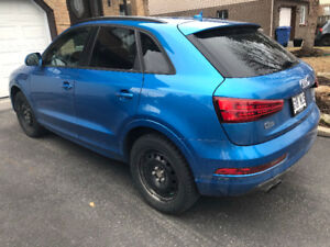 Audi Q3 location transfert ou vente / lease transfer or Sale