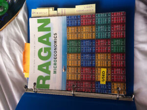Textbook: Ragan Microeconomics
