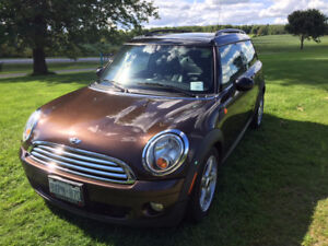 2009 MINI Clubman Coupe (2 door)