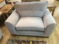 Brand new two seater love chair