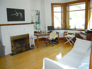 Nice room,nice roommates(females only )May 1