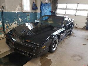 1988 Pontiac Trans Am Gta Coupe (2 door)