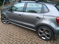 5x100 18inch Alloys (VW, Audi, Skoda, Seat) BRAND NEW TYRES