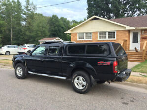 4x4 truck Nissan Frontier For Sale