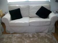 IKEA SOFAS - 2- TWO SEATERS