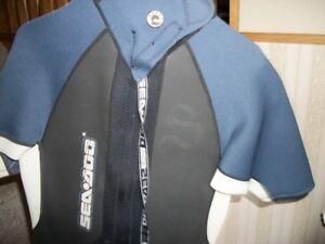 Sea Doo wetsuit