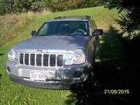 2006 Jeep Grand Cherokee Laredo SUV, Crossover