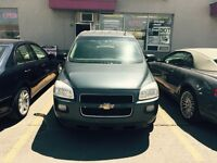 2006 Chevrolet Uplander Certified and E-Tested