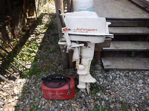 10hp Johnson Outboard