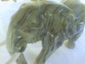 Stunning African Jade Elephant North Shore Greater Vancouver Area image 1