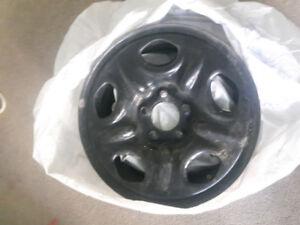 15 inch universal steel rim