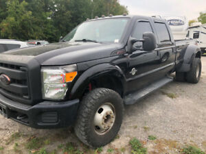 2015 F-250 Diesel Dually XLT - Leather/ No Accidents - $160/week