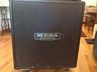 Mesa Boogie 4X12 Celestion Black Shadows