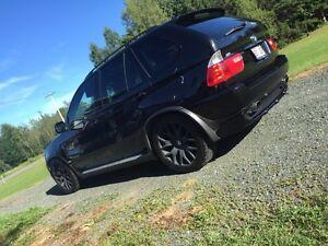 BMW X5 Mpackage 2004