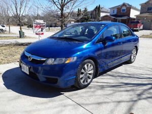 2011 Honda Civic EX-L Very clean and well maintained