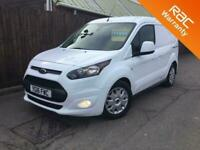 2016 Ford Transit Connect Automatic 1.5 220 TREND P/V 119 BHP ** ONLY 40,000 **