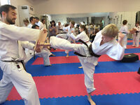 Karate All ages 4- 74 - instructor 6th dan