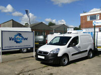 Peugeot Partner S 1.6BlueHDi 75PS Chilled Van