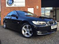 BMW 325D 3.0 AUTOMATIC - FULL SERVICE HISTORY - RED LEATHER - XENON