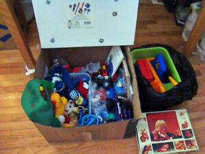 Assortment of TOYS plus more