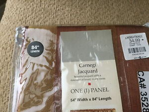 Linens: BNWT Drapes,table cloths,sheer drape panel,22''pillows Strathcona County Edmonton Area image 4