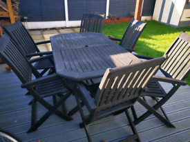 Garden furniture set Garden table and chairs