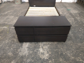 Brown TV Stand/Chest of Draws