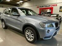 2013 13 BMW X3 2.0 XDRIVE20D SE 5D 181 BHP DIESEL