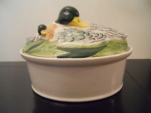 Decorative Casserole Dish. Never Been Used