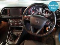 2015 SEAT LEON 1.6 TDI 110 SE 5dr [Technology Pack] Estate