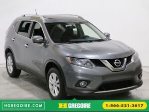 2015 Nissan Rogue SV AWD 7 PASS MAGS TOIT OUVRANT PANORAMIQUE BL