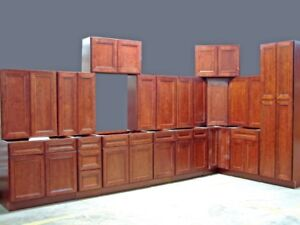 Quality Brand New Kitchen Cabinets