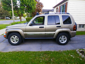2006 Jeep Liberty Liberty SUV, Crossover, DIESEL