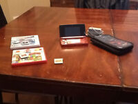 Red 3ds grat condition