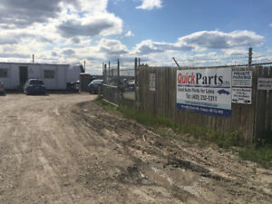 Quickparts LTD. Parting Out Many Quality Vehicles