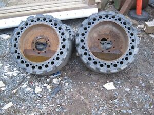 USED SKIDSTEER TIRES
