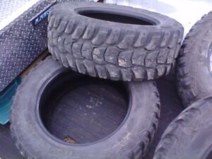 """35"""" x 12.5 x R20  KUMHO Tires"""