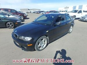 2006 BMW 3 SERIES 325CI 2D COUPE 2.