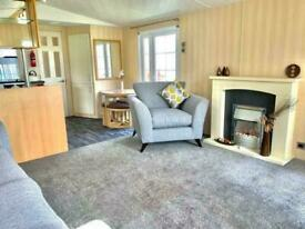 Another stunning static caravan available at Ocean Edge Holiday Park