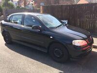 2002 Vauxhall Astra 1.6 petrol