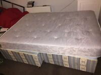 Double Bed with mattress QUICK SELL