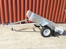 6x4 Fully Welded and Hot Dip Galvanized Box Trailer Hervey Bay Pialba Fraser Coast Preview