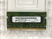 4G (2G*2) RAM memory 1RX8 PC3-12800S for mac