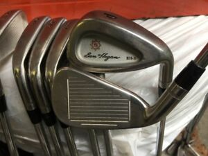 Ben Hogan BH-5 Irons-MRH-Apex4 steel - 3 - 9 irons