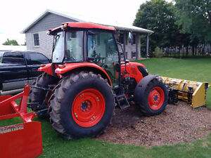 TRACTOR FOR RENT - Kubota