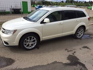 Dodge Journey R/T Rally 2012 FULL WARRANTY