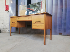 A YOUNGER MID CENTURY DRESSING TABLE